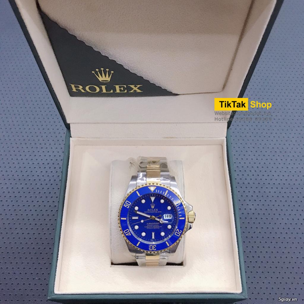 Đồng hồ Patek, Longines, IWC, AP, Omega, Rolex Automatic Replica 1:1 - 18