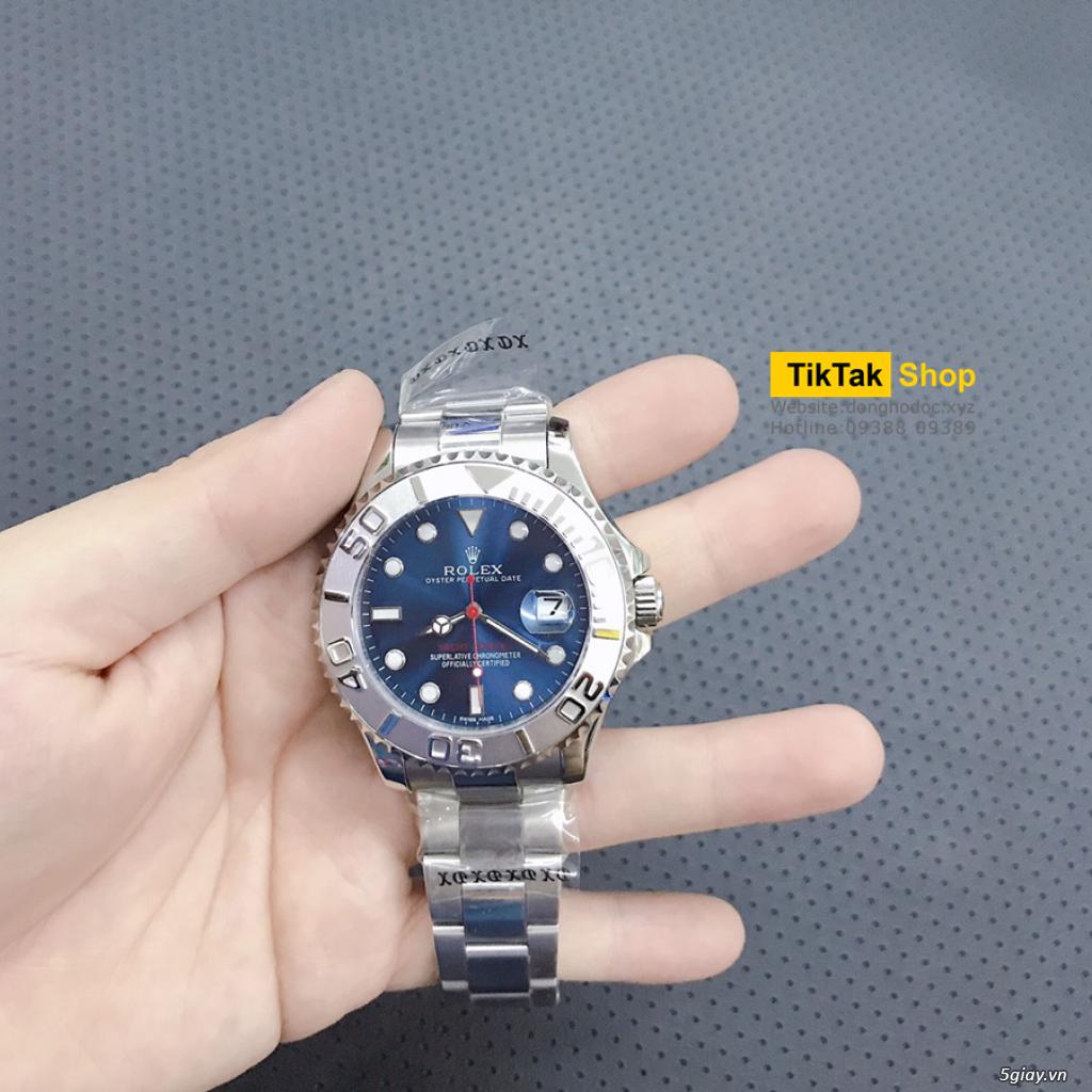 Đồng hồ Patek, Longines, IWC, AP, Omega, Rolex Automatic Replica 1:1 - 17