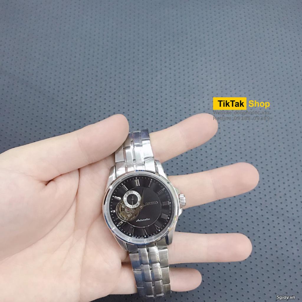 Đồng hồ Patek, Longines, IWC, AP, Omega, Rolex Automatic Replica 1:1 - 25