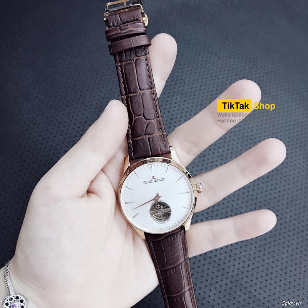 Đồng hồ Patek, Longines, IWC, AP, Omega, Rolex Automatic Replica 1:1 - 38