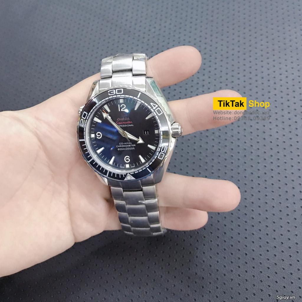Đồng hồ Patek, Longines, IWC, AP, Omega, Rolex Automatic Replica 1:1 - 21