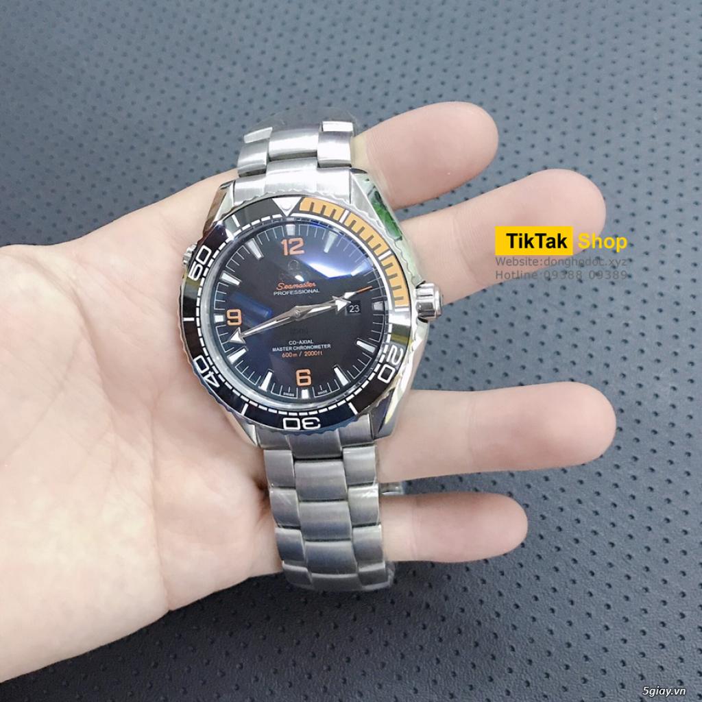 Đồng hồ Patek, Longines, IWC, AP, Omega, Rolex Automatic Replica 1:1 - 20