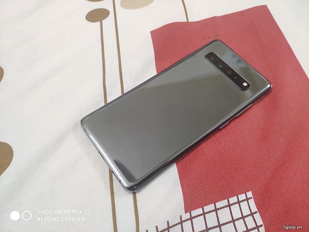 Bán nhanh em SAMSUNG GALAXY S10 5G ceramic black leng keng nè - 1
