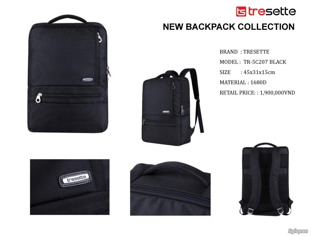 Thương hiệu Tresette Hàn Quốc là thương hiệu chuyên về Balo, Túi xách - 6