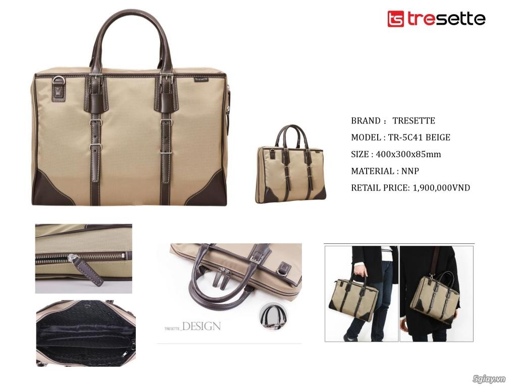 Thương hiệu Tresette Hàn Quốc là thương hiệu chuyên về Balo, Túi xách - 4