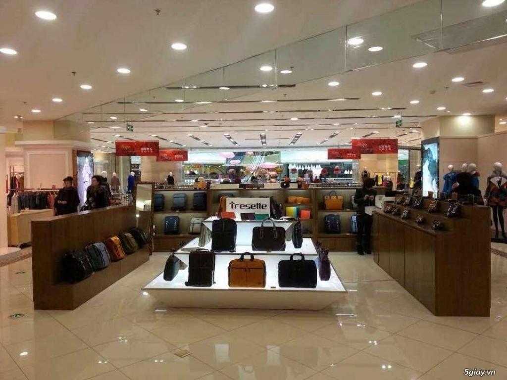 Thương hiệu Tresette Hàn Quốc là thương hiệu chuyên về Balo, Túi xách