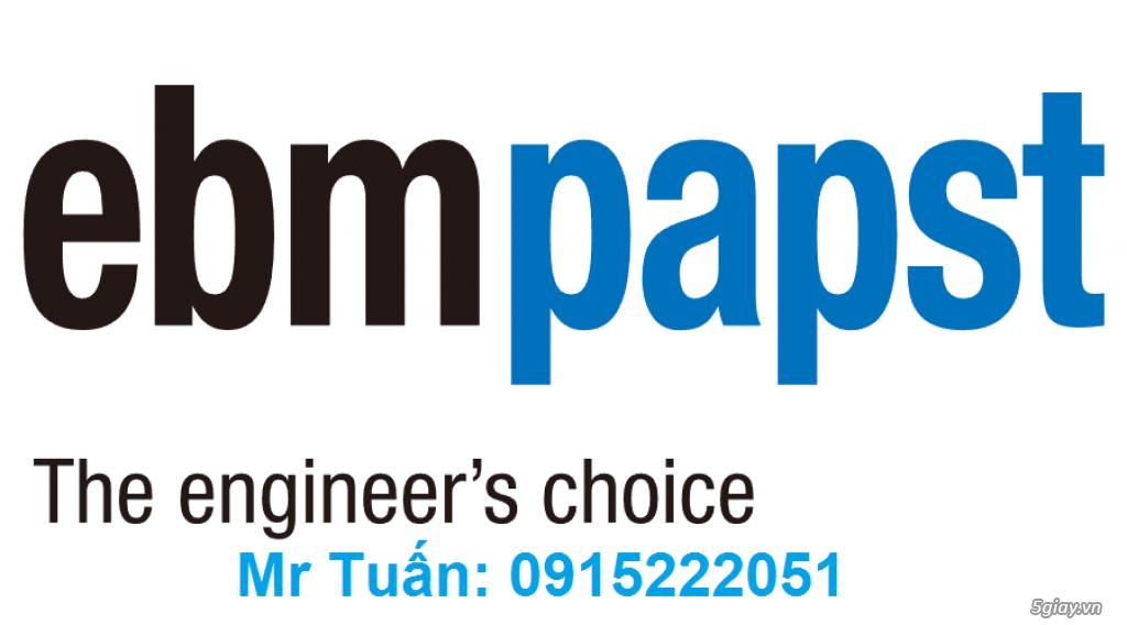 Chuyên cung cấp quạt EBMpapst chính hãng tại Việt Nam