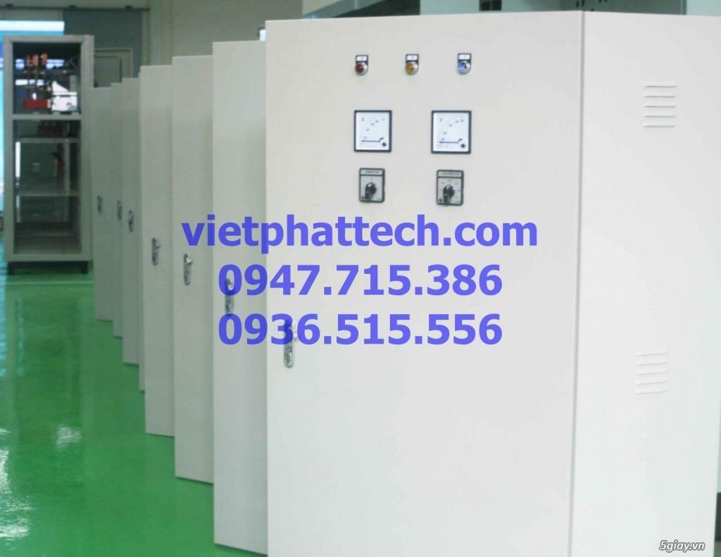 Tủ điện 2 lớp cánh chất lượng sản xuất tại xưởng việt phát