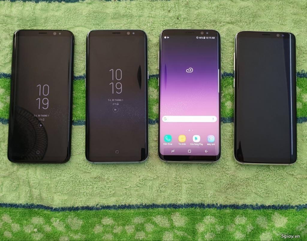 SAMSUNG Galaxy S các dòng  Nguyên Zin Hàn Quốc - 9