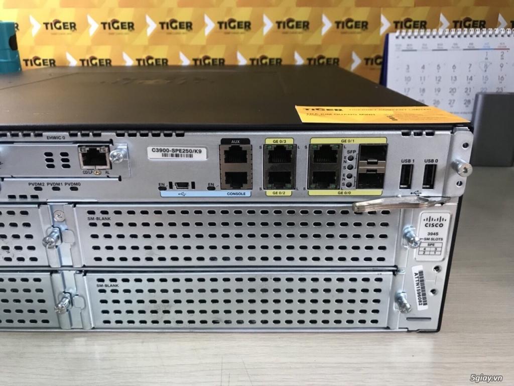 Thiết bị định tuyến (router) Cisco siêu rẻ! Bảo hàng 06 - 12 tháng! - 16