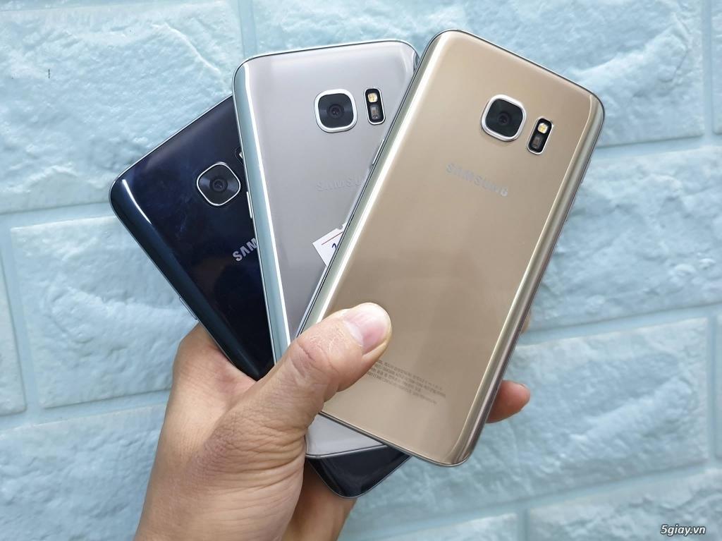Samsung S7 99% màn hình đẹp, 2 SIM Nguyên Zin Hàn Quốc - 3