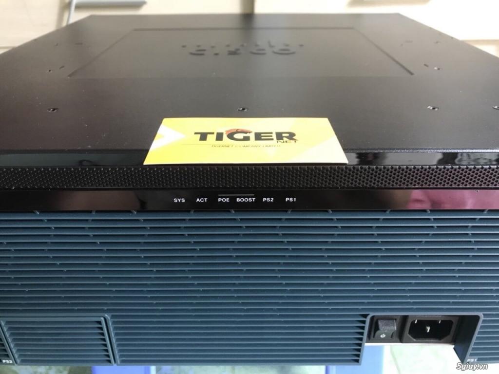 Thiết bị định tuyến (router) Cisco siêu rẻ! Bảo hàng 06 - 12 tháng! - 14