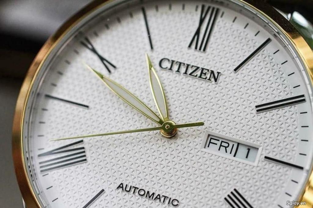 Đồng hồ Citizen giá tốt - 36