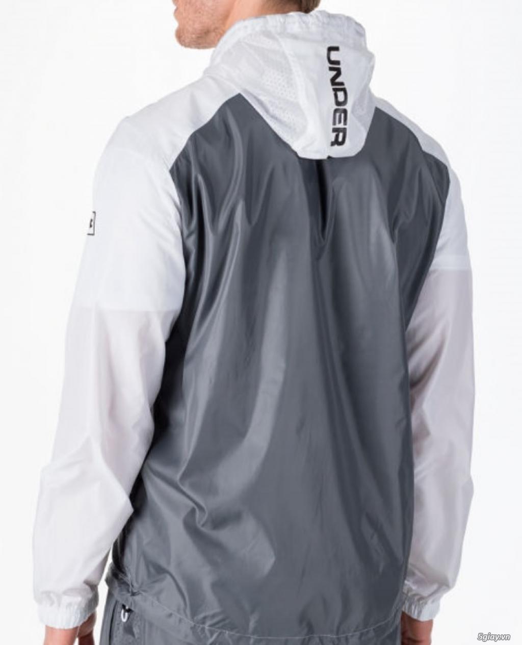 Áo Khoác Adidas và Under Armour Xách Tay - Size L - 3