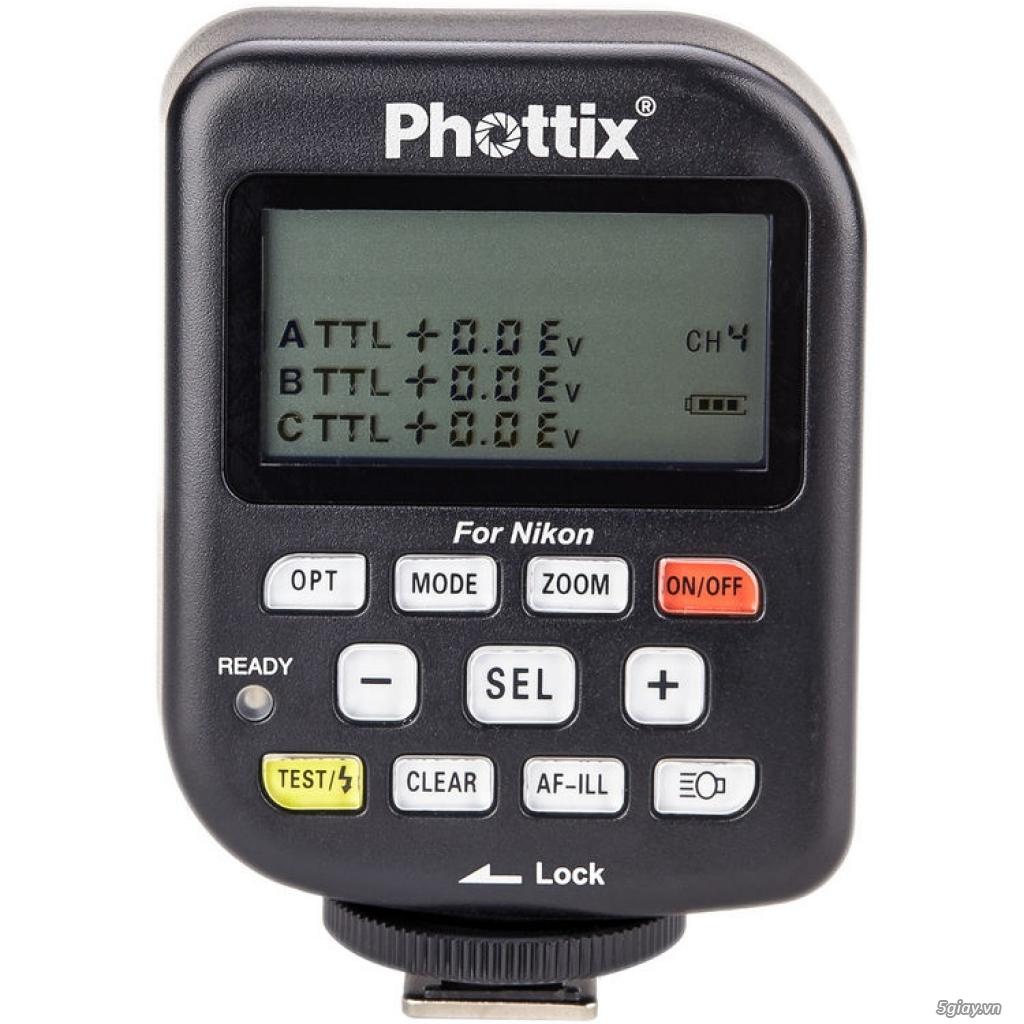Cần Bán: Phottix TTL Flash Trigger Transmitter dành máy ảnh Nikon - 1