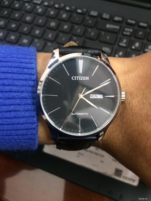 Đồng hồ Citizen giá tốt - 21