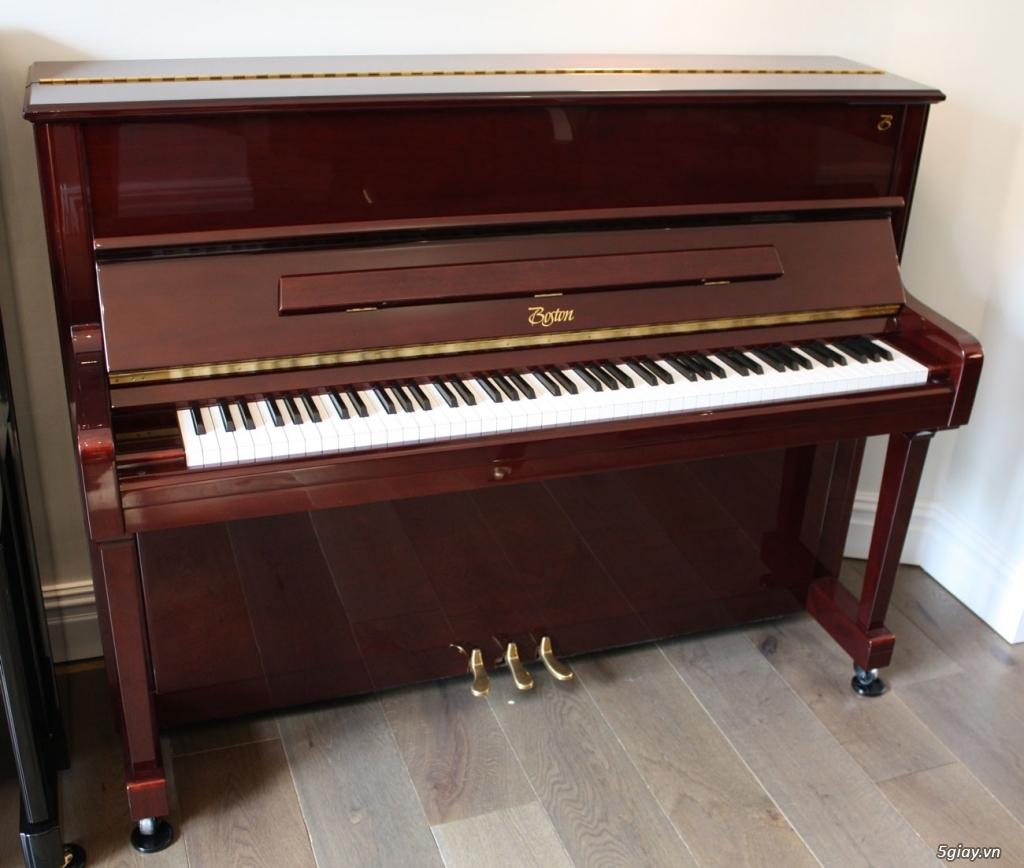Piano Boston UP126 likenew - 4