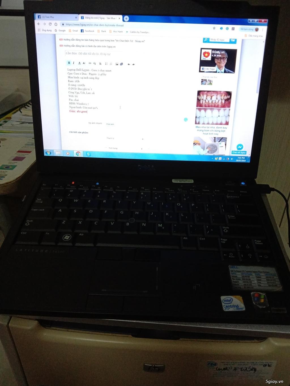 Laptop Dell E4300 dư dùng - 5