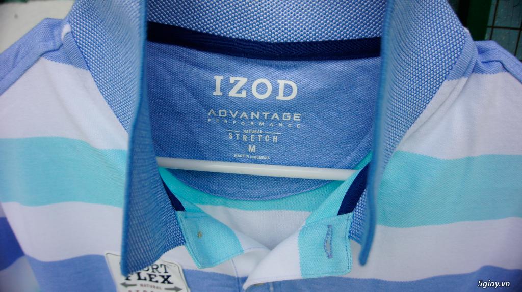 Bán 1 áo thun Izod hàng từ US giá <= 1/2! - 1