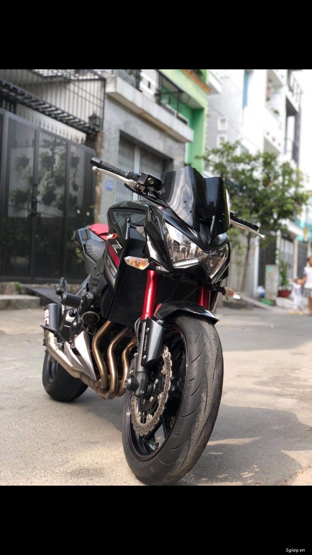 Z800 ABS 2016 CANDY HQCN - 2