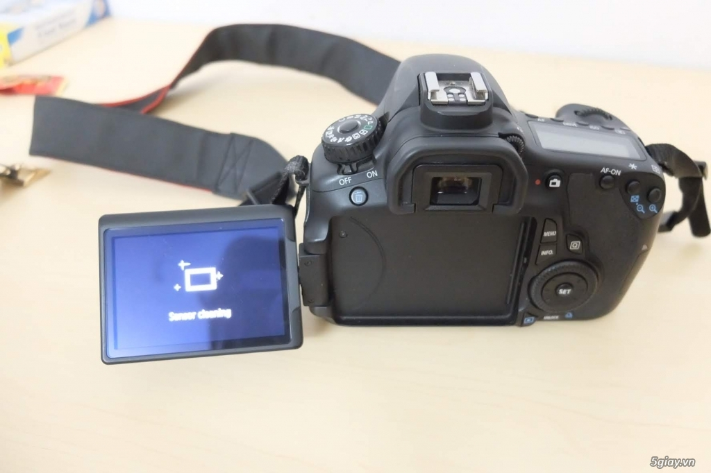 Canon 60D + lens fit 50mm 1.8 STM - 3