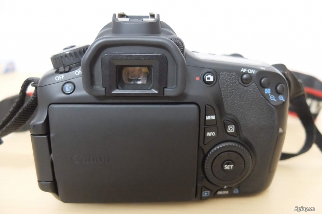 Canon 60D + lens fit 50mm 1.8 STM - 5