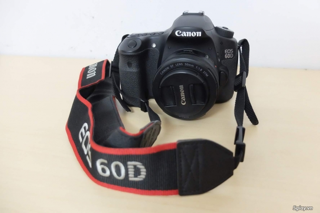 Canon 60D + lens fit 50mm 1.8 STM - 9