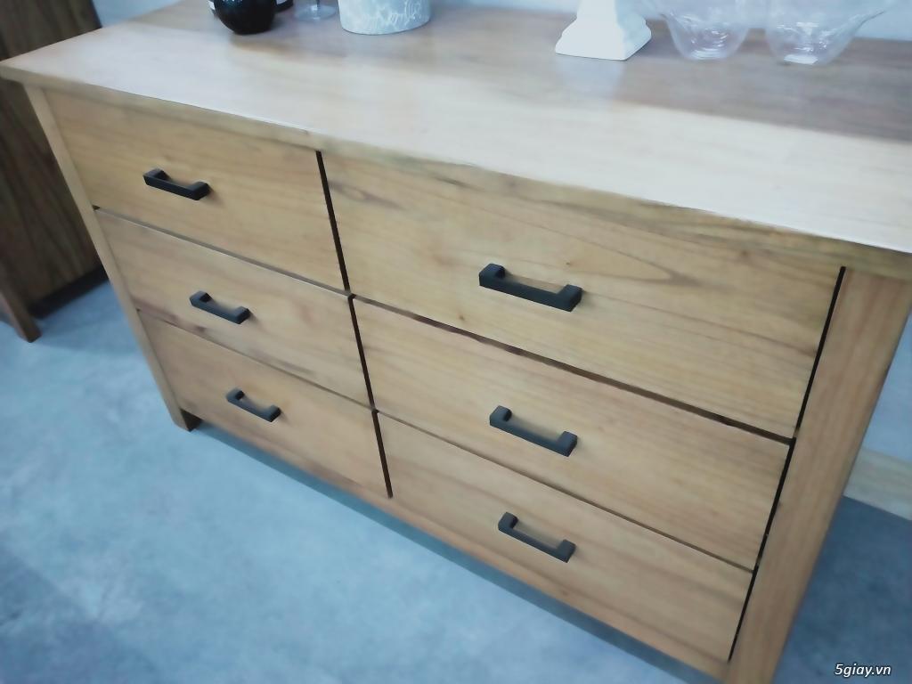 Thanh lý set nội thất xuất khẩu gỗ tự nhiên - 1