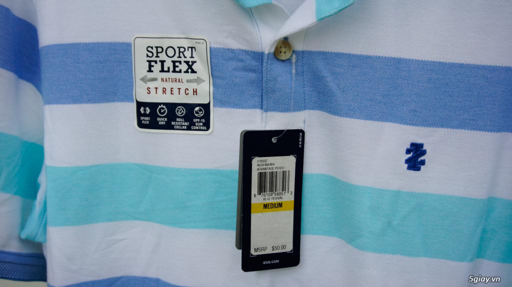Bán 1 áo thun Izod hàng từ US giá <= 1/2! - 2