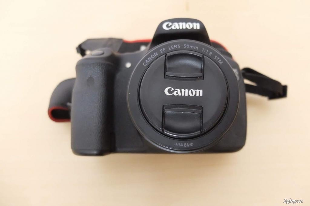 Canon 60D + lens fit 50mm 1.8 STM - 4