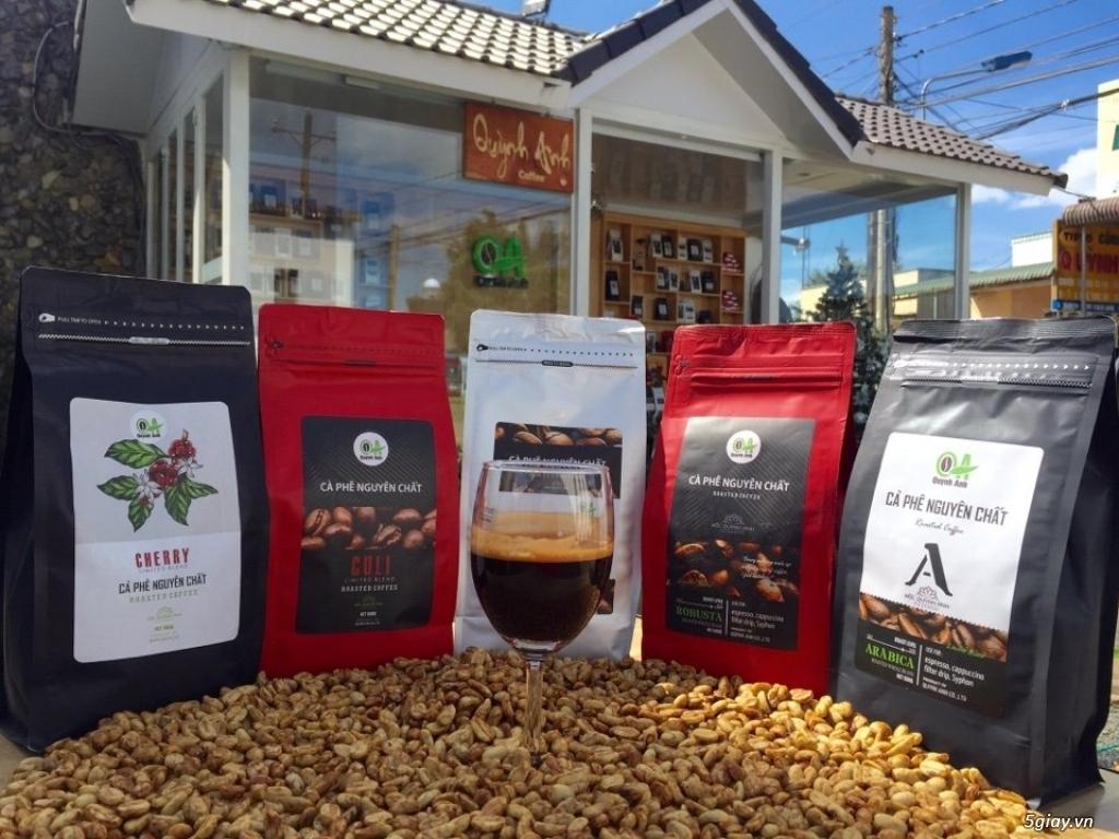 Cà phê rang say sạch 100% ko trộn tạt chất, hóa chất