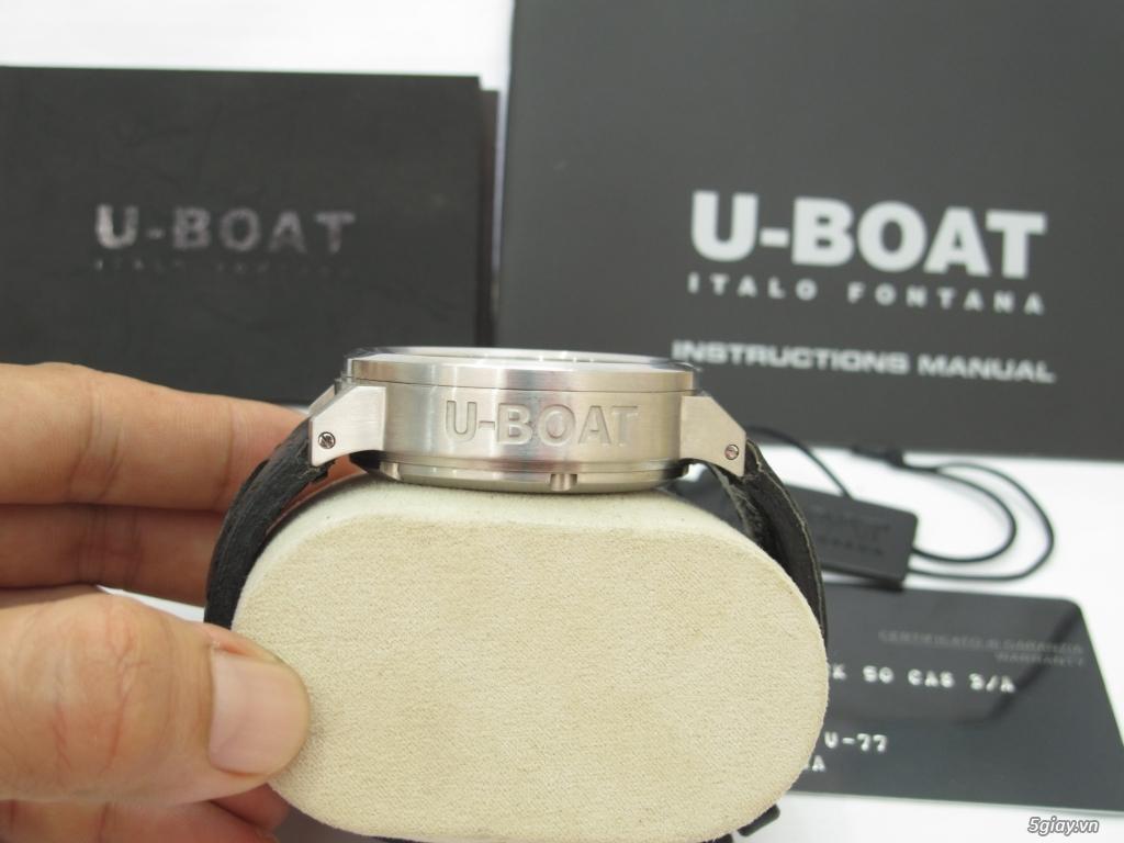 Đồng hồ U-Boat nam Chronograph Fullbox giá tốt - 2