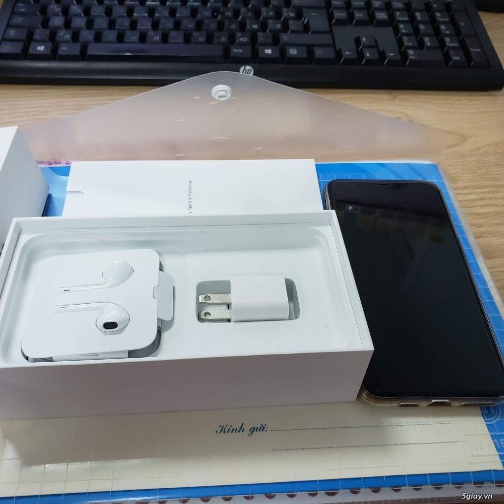 IPHONE XS MAX 64GB, VÀNG KIM, HÀNG NHẬP KHẨU, MỚI DÙNG 2 THÁNG