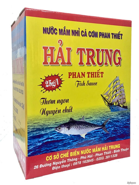 Đặc sản Phan Thiết - Mũi né (Mực, Cá, Nước mắm) - 2