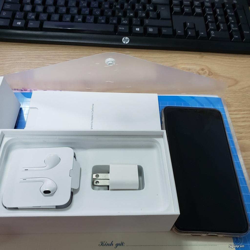 IPHONE XS MAX 64GB, VÀNG KIM, HÀNG NHẬP KHẨU, MỚI DÙNG 2 THÁNG - 1