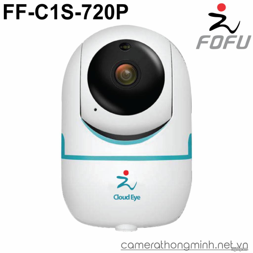 Camera WIFI FoFu Cao Cấp Cloud Eye C1S 720P 360 độ giá chỉ 380.000đ