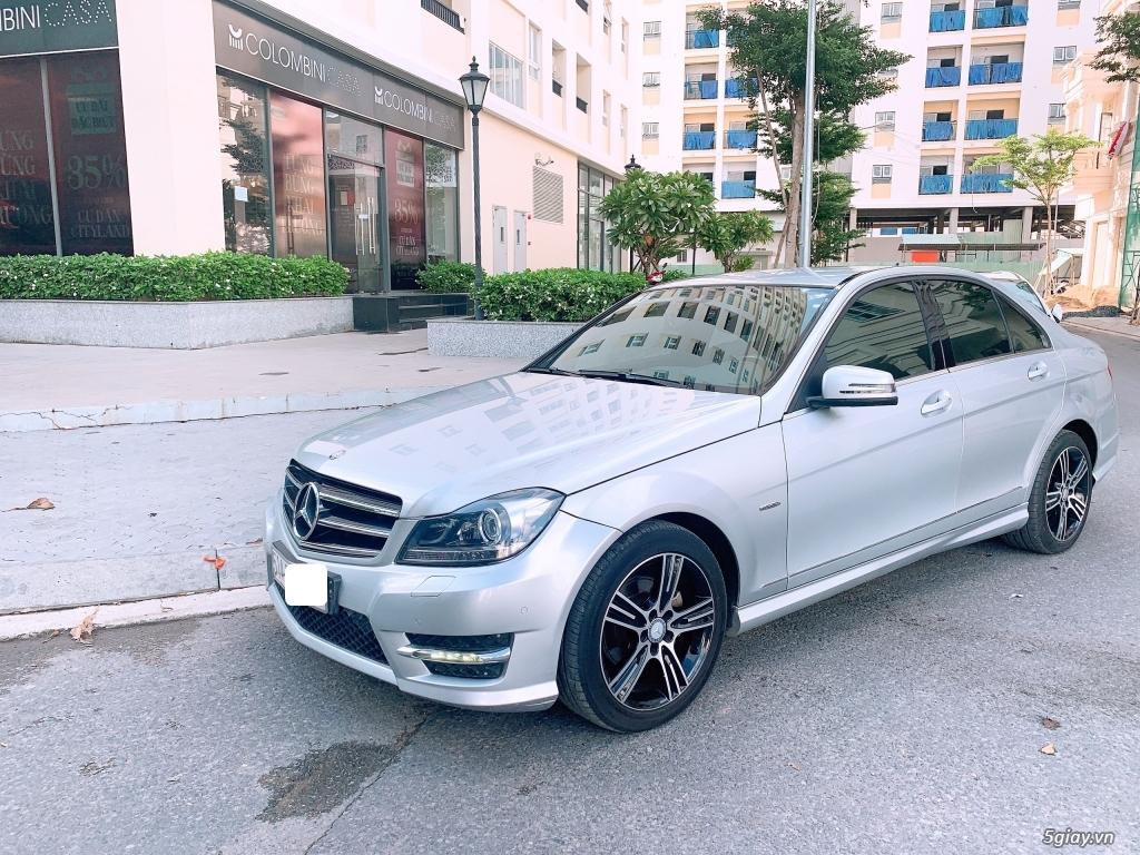 Mercedes-Benz C200 Edition 2014, Biển TPHCM Siêu Mới - 1