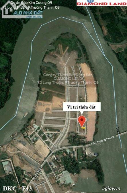 Bán đất quận 9, diện tích 70 m2, dài 17,5 m, ngang 4 m. Giá 2 tỷ 850 - 4