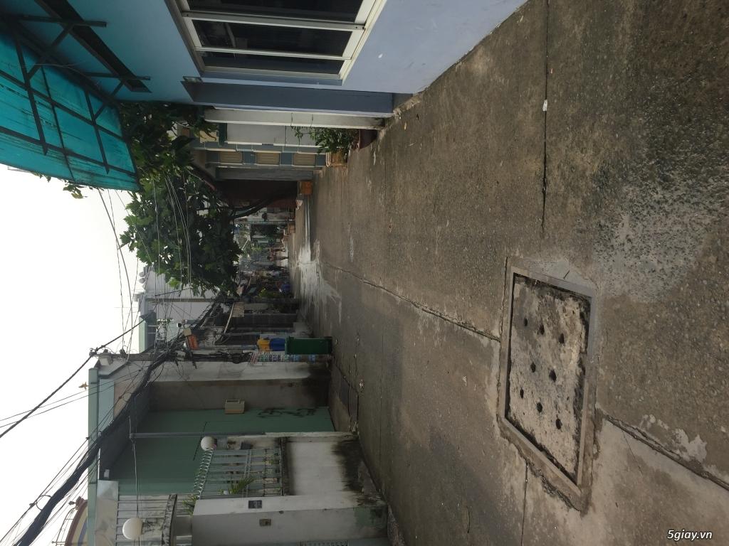 Cho thuê nhà nguyên căn, HXH 5m, 134 Nguyễn Thị Thập, Quận 7 - 3