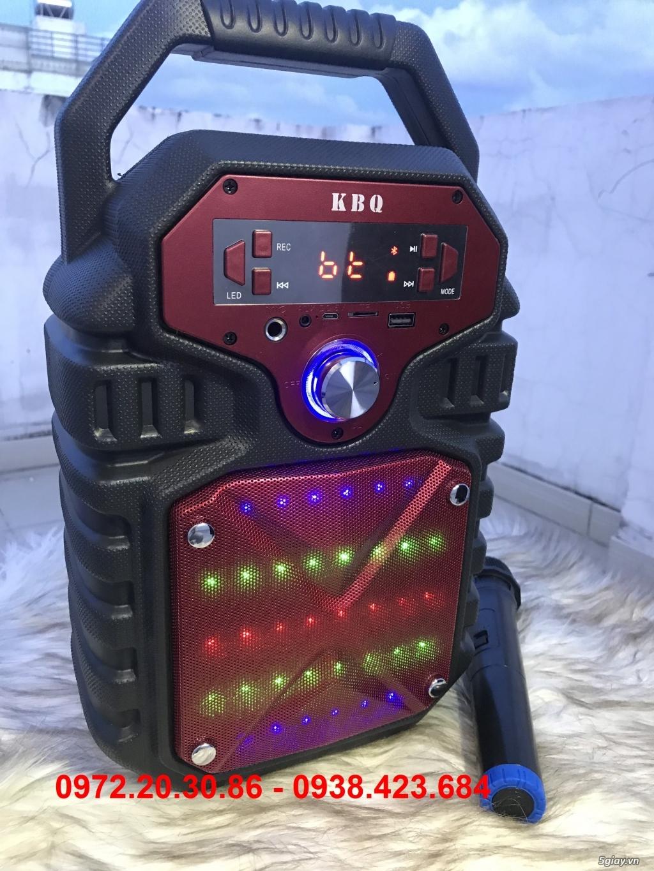 Loa Du Lịch Karaoke Bluetooth HS-L01 - 1