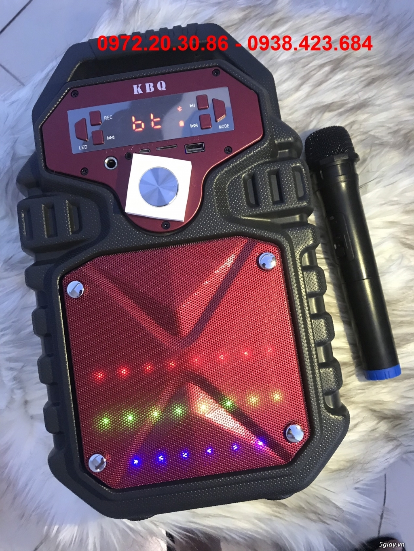 Loa Du Lịch Karaoke Bluetooth HS-L01 - 3
