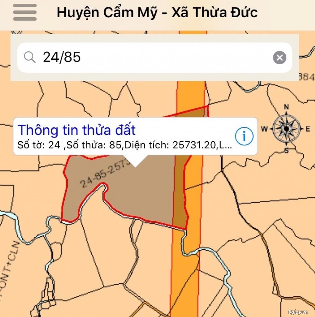 Đất Cẩm Mỹ-Long Thành-Nhơn Trạch Đồng Nai - 20