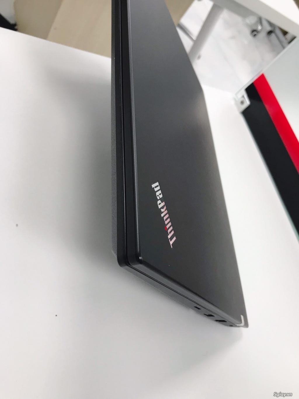 Lenovo ThinkPad Edge E480, Core i5, Gen 8th, 4GB, HDD 1TB + SSD 128GB - 2