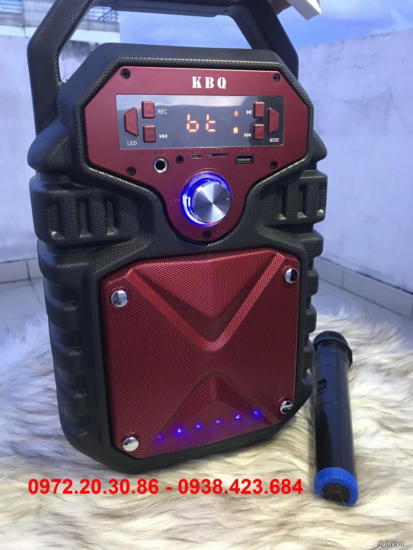 Loa Du Lịch Karaoke Bluetooth HS-L01 - 2