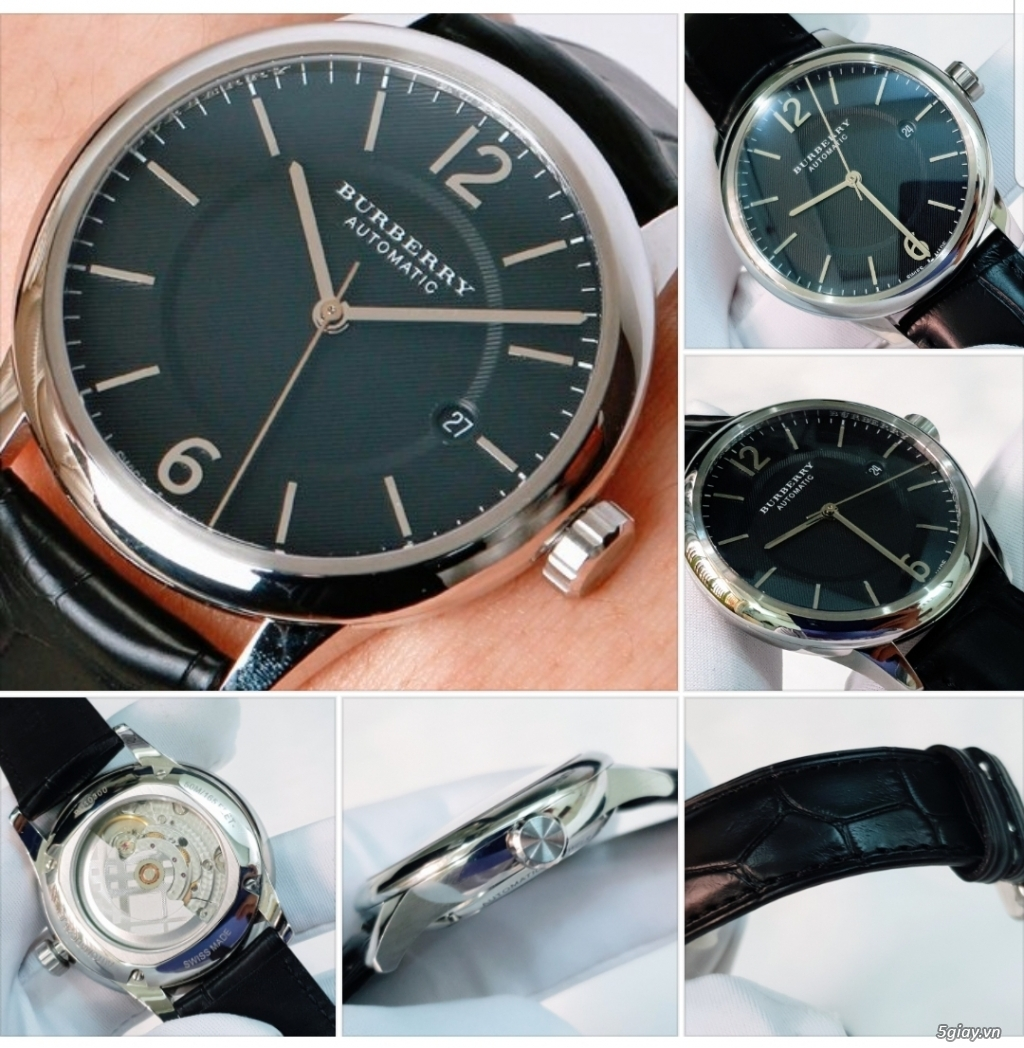 Phúc-Đồng Hồ (BUY & SELL AUTHENTIC WATCHES) Longines-Omega-Tissot-... - 27