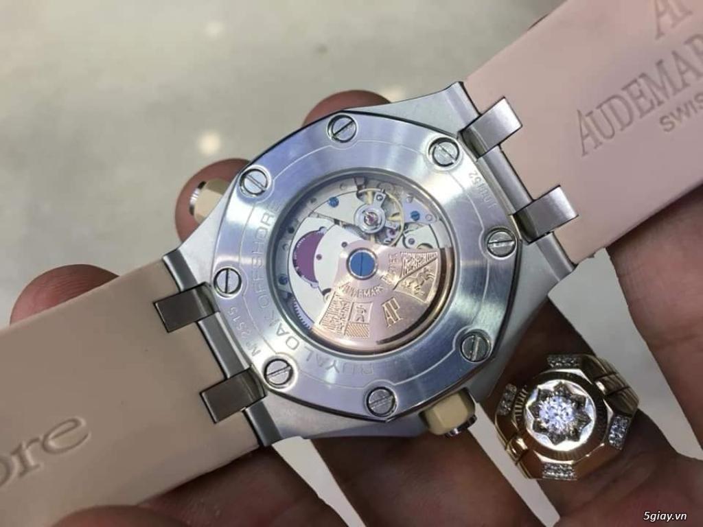 Siêu phẩm Audermard Piaget Silver & pink gold & Blue - 21