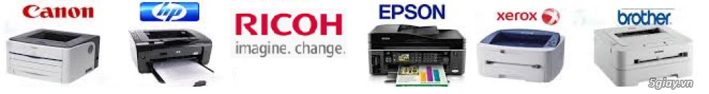 Mua bán, Sửa chữa, Thay mực máy in, photo tại TP.HCM