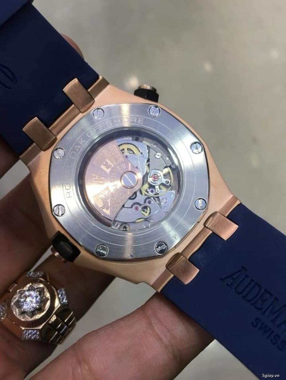 Siêu phẩm Audermard Piaget Silver & pink gold & Blue - 7