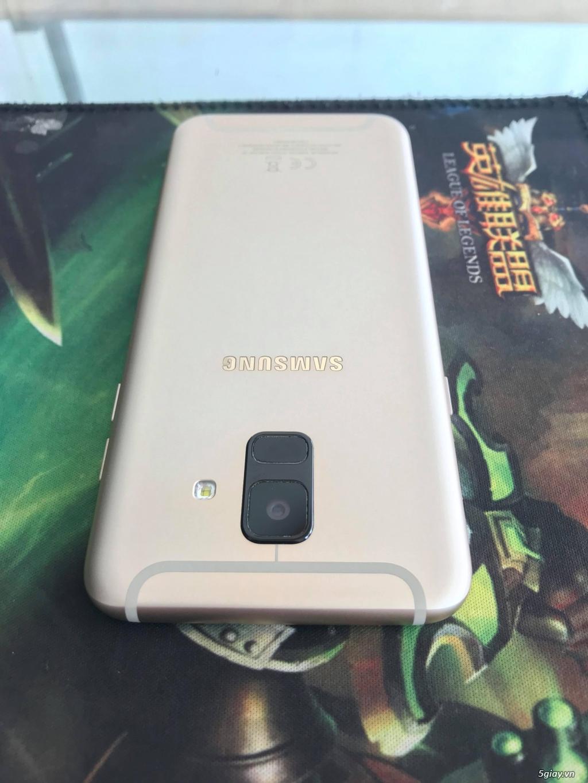 Samsung Galaxy A6 zin đẹp 99% bảo hành 12 tháng - 5