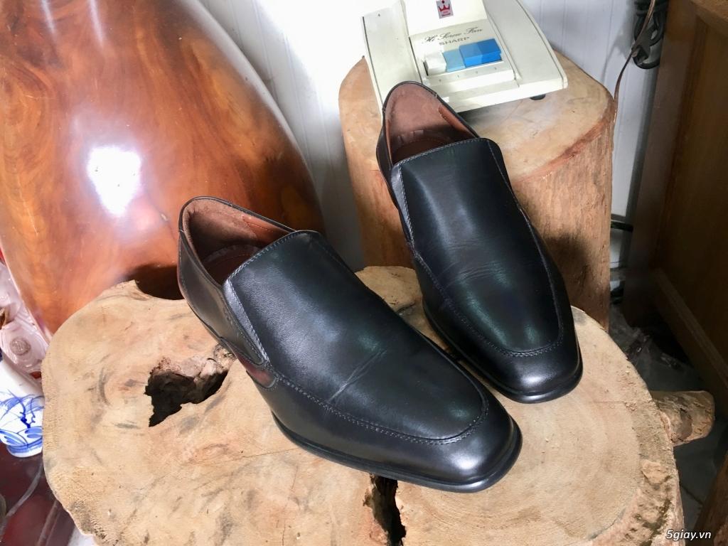 Hàng về GIÀY DR MARTENS FULLBOX, giày da, thể thao nam hàng hiệu - 38